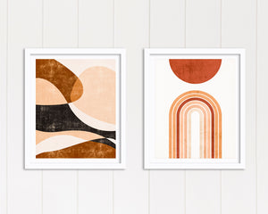 Karter Framed Prints Set 0f 2