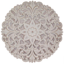 Load image into Gallery viewer, Maya Round Mandala Wall Plaque