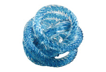 Load image into Gallery viewer, Hand blown Glass rope knots
