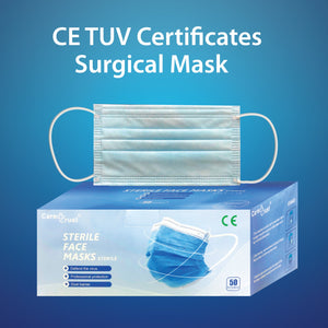 CE TUV Certified Disposable Face Mask