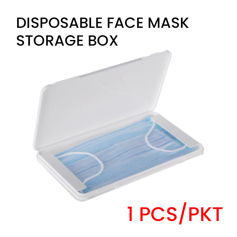 Disposable Face Mask Storage Box (1pc/pack)