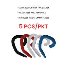 Load image into Gallery viewer, Functional Face Mask Silicone Ear Guard (5pairs/pack)