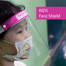 Load image into Gallery viewer, Kids Face Shield - Multifunctional Transparent