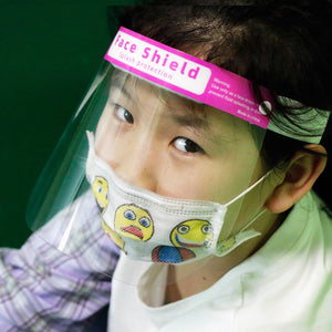 Kids Face Shield - Multifunctional Transparent
