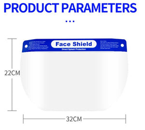 Clearance Sales | Adult Face Shield Cover Without Specs