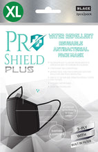 Load image into Gallery viewer, XL size Mask | ProShield Plus Water Repellent Reusable Antibacterial Face Mask (2pcs/pack)
