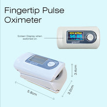 Load image into Gallery viewer, Fingertip Pulse Oximeter