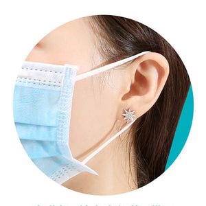 Disposable Face Mask-3 Ply (50 pieces)