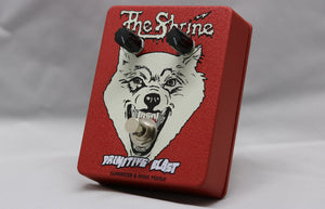 "The Shrine ""Primitive Blaster"" Boost Pedal"