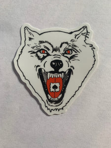 "The Shrine ""Wolf"" Sticker"