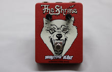 "Load image into Gallery viewer, The Shrine ""Primitive Blaster"" Boost Pedal"