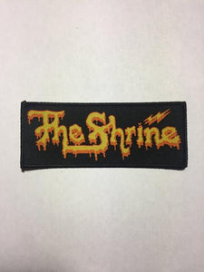 The Shrine - Drip Patch