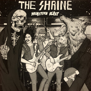 The Shrine - Primitive Blast LP