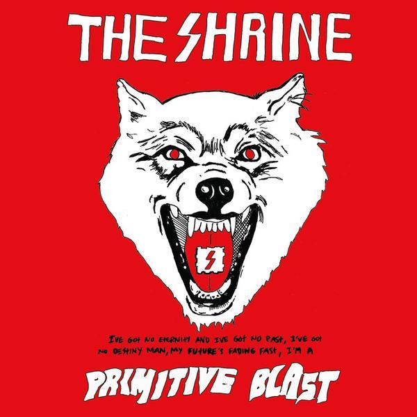 The Shrine - Primitive Blast CD