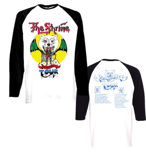 "The Shrine ""Cruel World Tour"" Baseball Shirt"
