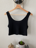Crop It Out Tank