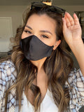 Satin Fashion Face Mask