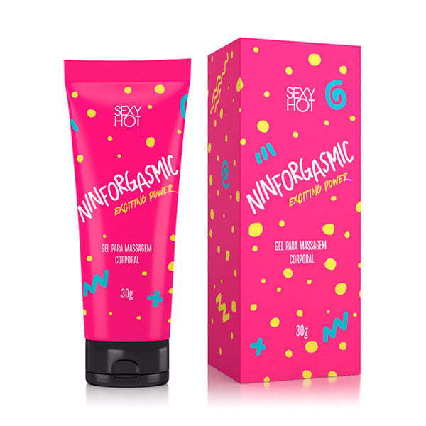Gel Excitante Ninforgasmic 30g