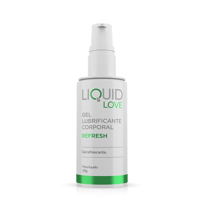Gel Lubrificante Liquid Love Refresh 50g