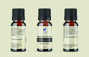 BREATH of LIFE ESSENTIAL OIL BLEND