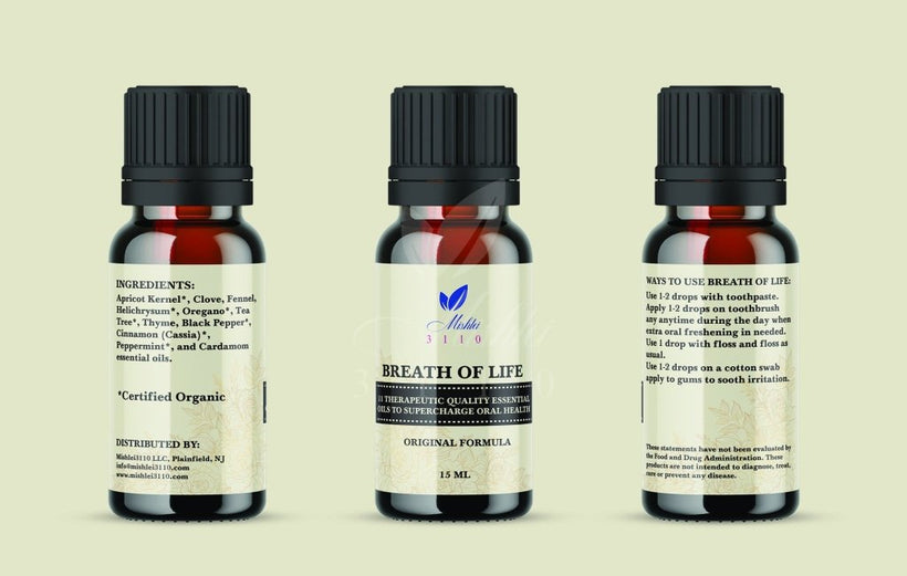 Breath of Life Essential Oil Blend -