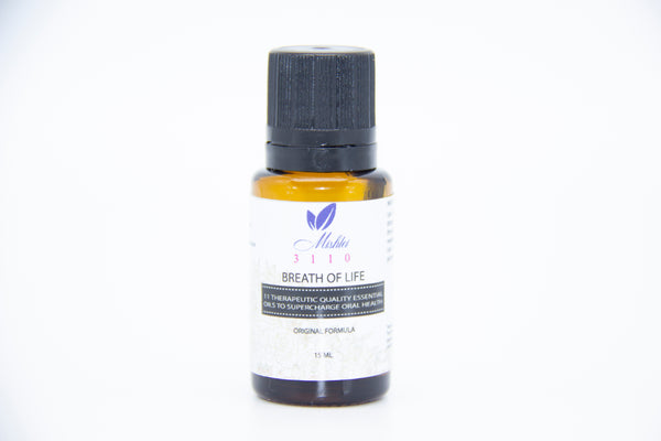 Breath of Life Oral Health Essential Oils Blend for Oral Health  30ml - DUO - Get 2 Bottles at a discount