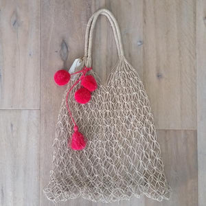 Seagrass Shopping Bag