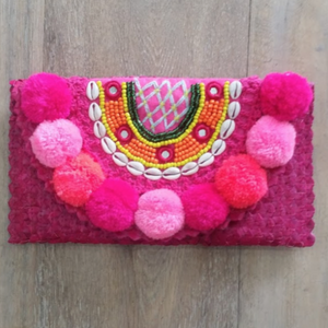 Colour Pop Clutch