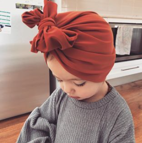 Lady Pearl Turban Kids
