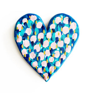 Large Ceramic Heart