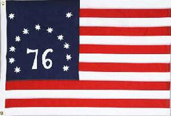 The Bennington Flag for July 4th Celebrations