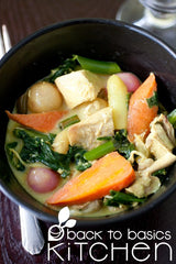 Coconut Milk, Paleo, Spring Yellow Curry with Chicken available for pickup or delivery in Lafayette, Colorado