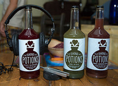 Shine Potions available from Back to Basics Kitchen in Broomfield, Colorado.