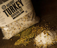 holiday turkey brine kit Savory Spice