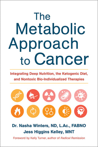 metabolic approach to cancer book cover