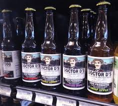 Doctor D's Water Kefir and Probiotic from Colorado
