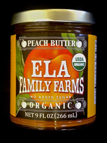 Local Fruit Butters (No Added Sugar)