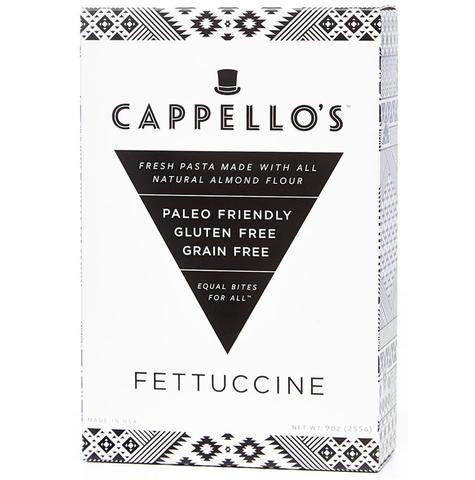 Cappello's Grain-free Fresh Pasta