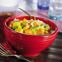 Chickpea Veggie Yellow Curry
