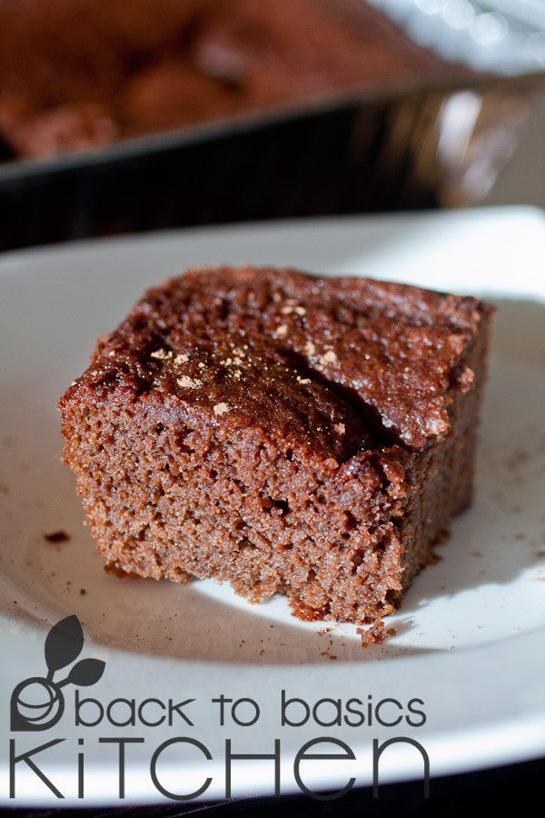 Paleo, Gluten Free, Grain Free Chocolate Cake available for pickup site delivery in Longmont, CO