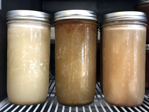 Thanksgiving Frozen Housemade Bone Broths