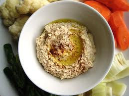 Flavorful Hummus with Herbs and Smoked Paprika
