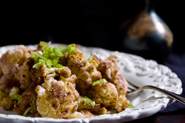Paleo, Organic Garam Masala Roasted Cauliflower available for pickup site delivery in Longmont, CO.