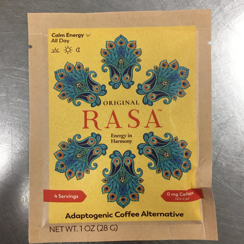 RASA Caffeine-Free Herbal Coffee Alternative