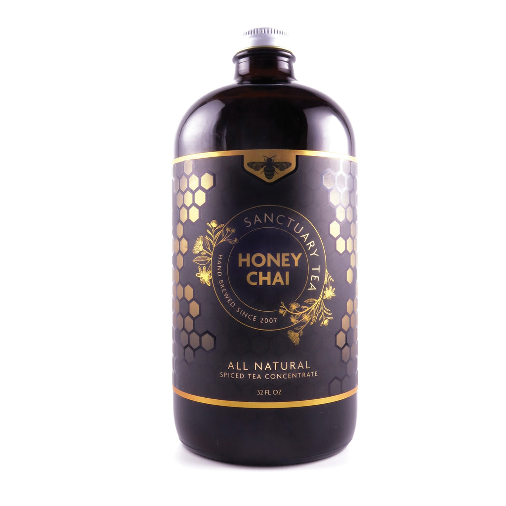 Sanctuary Honey Chai Concentrate