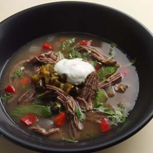 Local, Organic, Paleo Beef Vegetable Soup available for delivery in Louisville, CO.