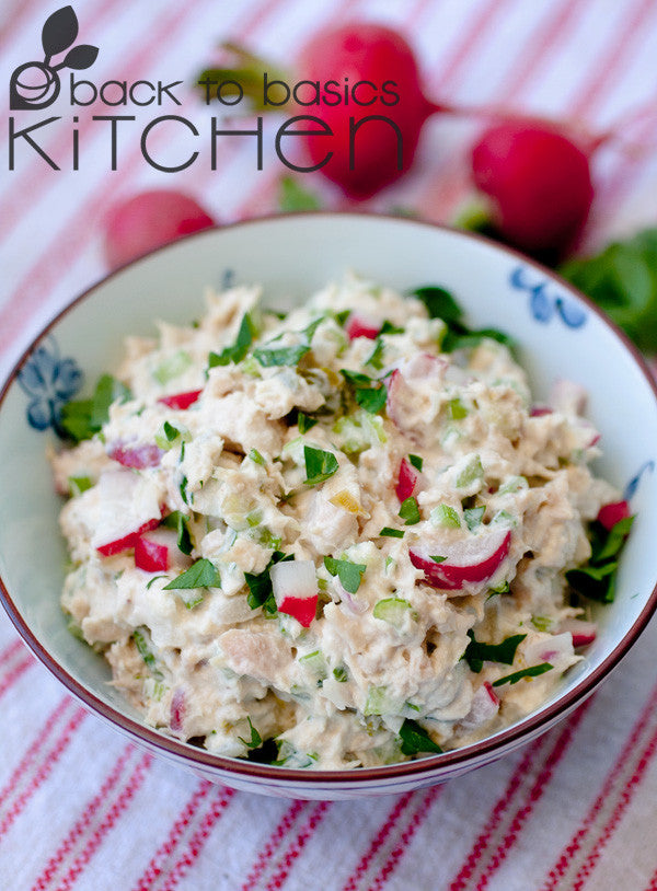 Paleo, Sustainable Tuna Salad available for pickup in Broomfield, Colorado.