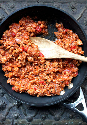 Turkey OR Grassfed Beef Sloppy Joes