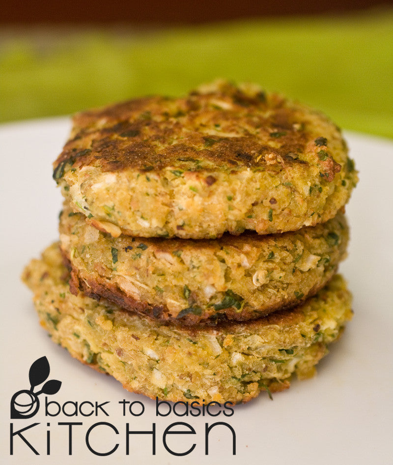 Vegetarian Chickpea Burgers available for pickup site delivery in Boulder, CO.