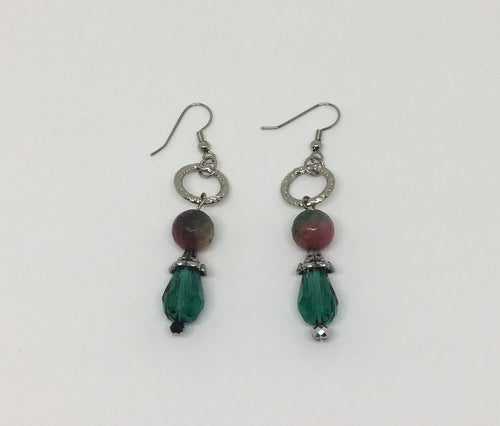 Sale! Gemstone Earring Set